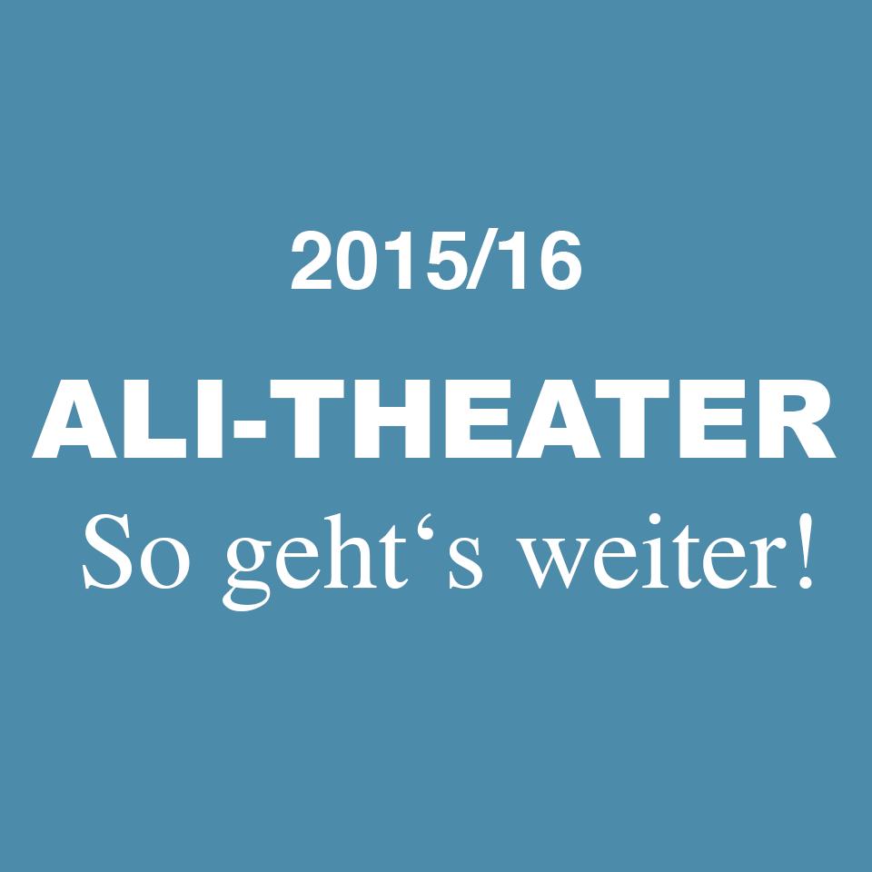 Logo von ali theater UG (haftungsbeschränkt)